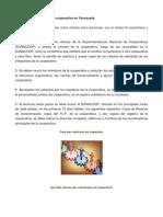 Requisitos Para Crear Una Cooperativa en Venezuela