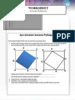 Pythagorean teorem