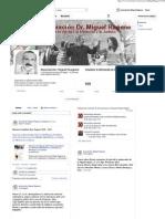 Memoria FaceBook 2013 Ene - Ago Asociacion Dr. MIGUEL RAGONE Por La Verdad, La Memoria y La Justicia
