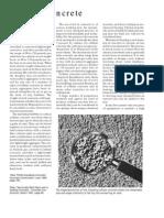 Cellular Concrete Article