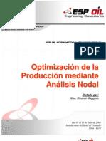 Optimización de la Producción por Análisis Nodal