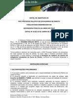 25.06.2013 Dpu Teresina-pi Edital 24 Abertura