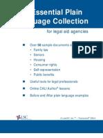 Plain Language Collection