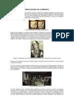 Breve Historia de La Imprenta