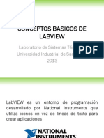 Conceptos Basicos de Labview