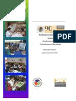 Instrumentos 1er periodo 2011-2012