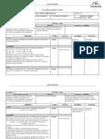 Planificación Expresiones algebraicas_2013