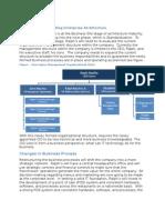 IT Engagement Model Recommendations