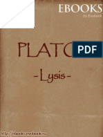 Platon - Lysis