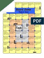 Passive Board Game