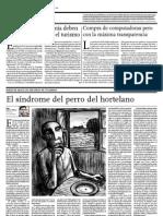 Perro Del Hortelano i - El Sindrome - 28.10.07