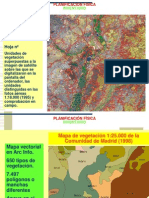Planificación de proyectos anexos