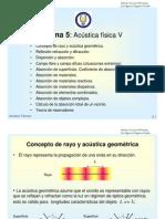 Acustica Tecnica Tema 5