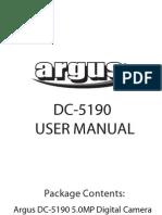 DC-5190 Manual