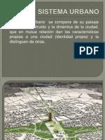 Sistema Urbano 1