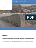 CLASSIFICACAO DE VAGÕES - GDU E GDT
