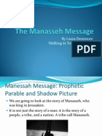 The Message of Manasseh