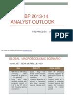 Oil,Steel & Copper Price Forecast 2013