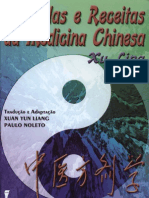 Fórmulas e Receitas da Medicina Chinesa [Xu Ling]