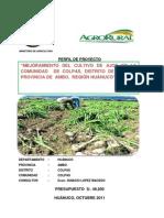 agrorural huanuco