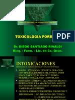 toxicologia forense