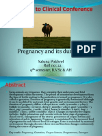 Pregnancy and Its Duration