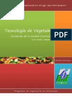 Tecnología de Vegetales