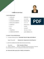 Curriculum Vitae -2010