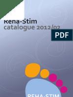 Reha Stim Catalogue 2012