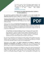 Manifiesto en Contra Del DSM-X
