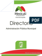 Directorio de mexicali