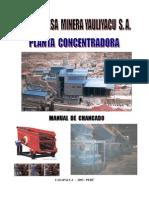 Manual Chancado de Minerales