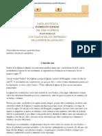 Carta apostólica Patres ecclesiae