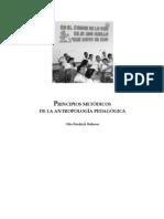 otto bollnow - principios metodicos de la antropología pedagogica