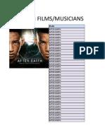 2013 Afm Films_musicians Jan-sept v3