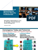 IP Networking for PhysicalSecurity - Cisco