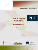 plan de negocio albañileria