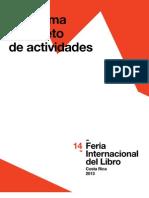 Program a Fil Cr 2013