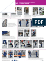 Alivie a Carga! Informação para empregadores e trabalhadores do sector da construção (Cartaz)