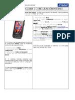 Guia Internet Gt c3300 Samsung