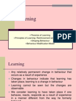 8 Learning