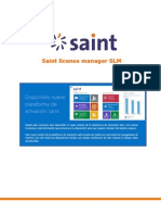 Saint License Manager
