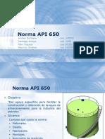 49617529 Exposicion Norma API 650