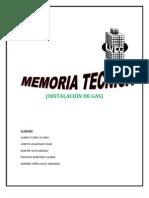 Memoria Gas