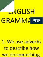 Grammar Theory 7