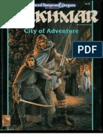 TSR 2137 Lankhmar City of Adventure (2nd Ed.)
