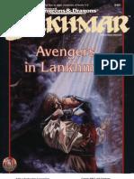 TSR 9481 Avengers in Lankhmar