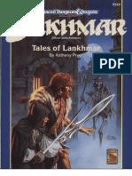 TSR 9329 LNR2 Tales of Lankhmar