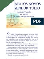 04.16 - Os Sapatos Novos Do Sr. Tulio