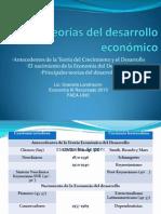 ECONOMIA III Teorías del desarrollo económico[1]